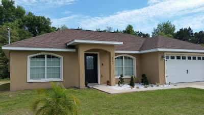 Ocala Single Family Home For Sale: 6421 NW 47th Avenue