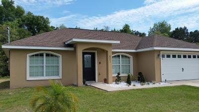 Ocala Single Family Home For Sale: 6421 NW 47th Avenue