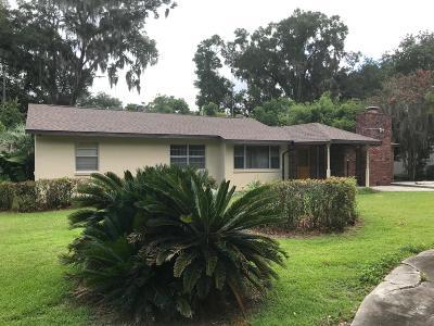Ocala Single Family Home For Sale: 225 SE 30 Avenue