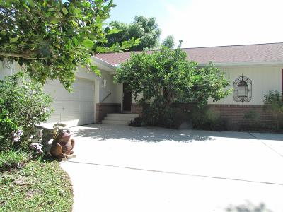 Dunnellon Single Family Home For Sale: 8935 SW 191 Circle