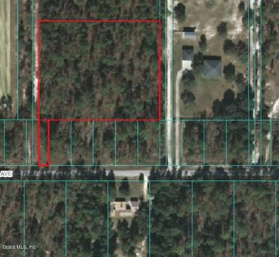 Dunnellon Residential Lots & Land For Sale: NW Falcon Avenue