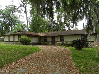 Ocala Single Family Home For Sale: 700 SE 35th Street