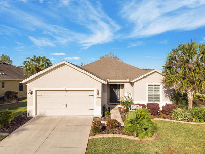 Ocala Single Family Home For Sale: 9508 SW 66th Loop