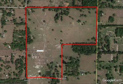 Marion County Farm For Sale: 3300 NW 110th Avenue