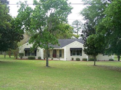 Ocala FL Single Family Home For Sale: $349,000