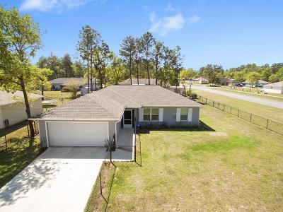Ocala Single Family Home For Sale: 68 Pecan Run Course