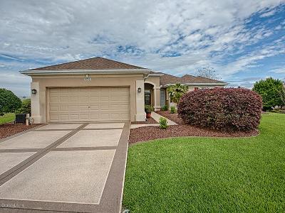 Summerfield FL Single Family Home For Sale: $329,000