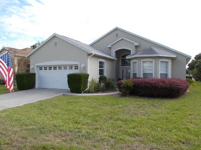 Ocala Single Family Home For Sale: 10904 SW 69th Circle