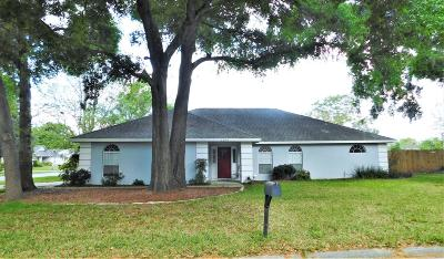 Ocala Single Family Home For Sale: 3390 SE 55 Court