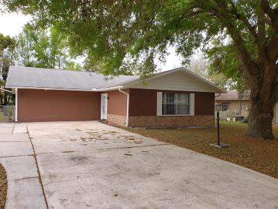 Ocala Single Family Home For Sale: 11 Silver Court