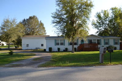 Summerfield Single Family Home For Sale: 9588 SE 171 Place