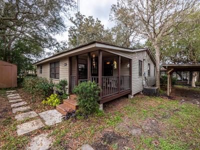 Salt Springs Single Family Home For Sale: 24961 NE 135th Street