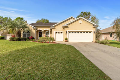 Ocala Single Family Home For Sale: 2310 SE 24th Terrace