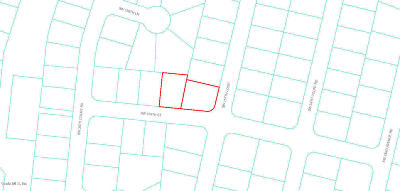 Residential Lots & Land For Sale: SW 159th Street