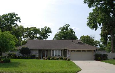Ocala Single Family Home For Sale: 3300 SE 22nd Avenue