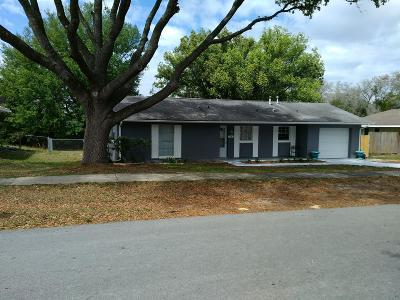 Ocala Single Family Home For Sale: 3742 SW 150th Loop