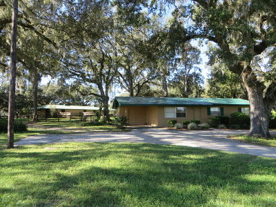 Marion County Rental For Rent: 1120 SW 110th Avenue