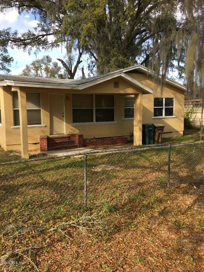Ocala FL Single Family Home For Sale: $49,900