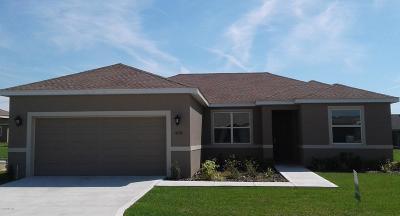 Ocala FL Single Family Home For Sale: $195,000
