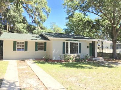 Marion County Single Family Home For Sale: 825 SE 13th Street