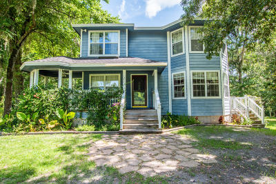 Ocala Single Family Home For Sale: 12771 N Us Hwy. 27