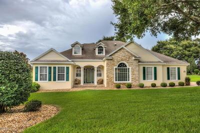 Lady Lake Single Family Home For Sale: 39420 Treeline Drive