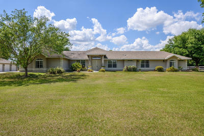 Anthony Farm For Sale: 12570 NE Jacksonville Road