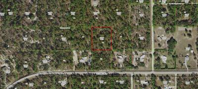 Dunnellon Residential Lots & Land For Sale: 6568 W Hawkings Court