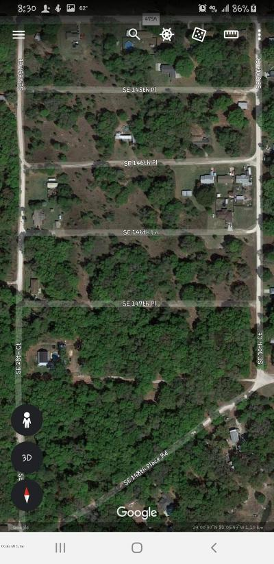 Summerfield Residential Lots & Land For Sale: SE 146th Lane