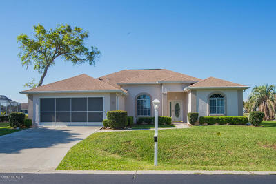 Ocala Palms Single Family Home For Sale: 2142 NW 50 Circle