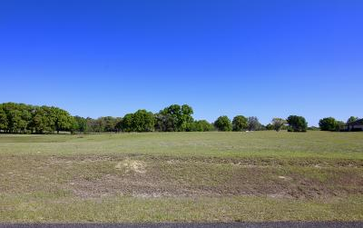 Ocala Residential Lots & Land For Sale: SE 101st Street
