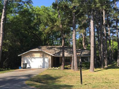 Williston FL Single Family Home For Sale: $189,900