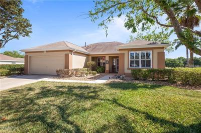 Summerfield FL Single Family Home For Sale: $218,500