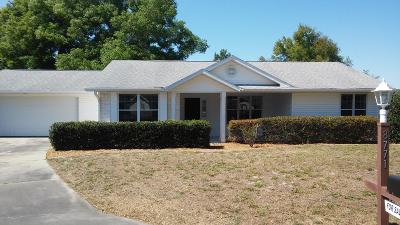 Ocala Single Family Home For Sale: 8771 SW 115 Street