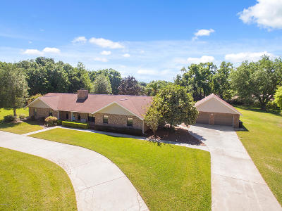Marion County Single Family Home For Sale: 5340 SE 21 Lane