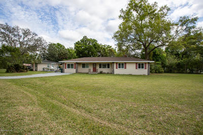 Ocala Single Family Home For Sale: 327 SE 32nd Avenue