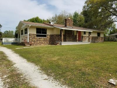 Summerfield Single Family Home For Sale: 14981 SE 105 Ct
