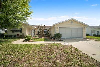 Spruce Creek So Single Family Home For Sale: 17871 SE 96 Avenue