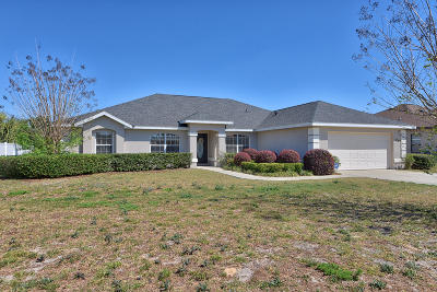 Ocala Single Family Home For Sale: 5625 SW 88th Place