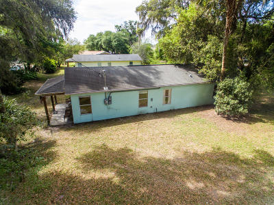 Citra Single Family Home For Sale: 15130 NE 35th Ave Rd