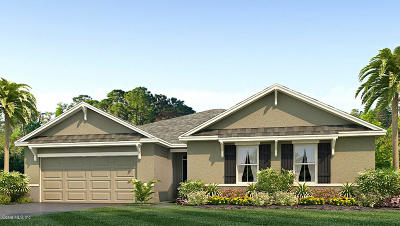 Ocala Single Family Home For Sale: 48 Hickory Course