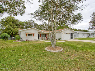 Spruce Creek So Single Family Home For Sale: 17585 SE 104th Circle