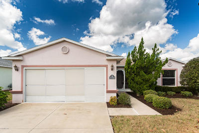 Ocala Single Family Home For Sale: 15750 SW 16th Avenue Road