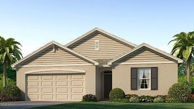 Ocala Single Family Home For Sale: 55 Hickory Course