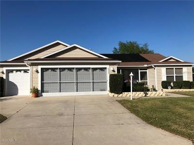 The Villages Single Family Home For Sale: 8223 SE 175th Columbia Place