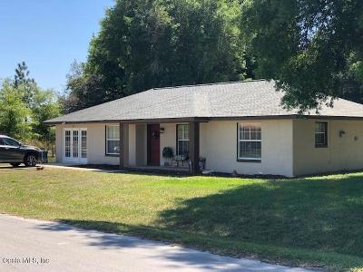 Ocala Single Family Home For Sale: 2 Pine Course Run
