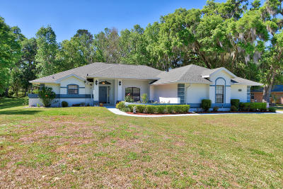 Ocala Single Family Home For Sale: 790 SW 89th Terrace