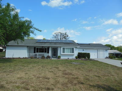 Ocala Single Family Home For Sale: 8225 SW 108th Street Road