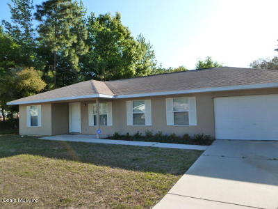 Marion County Single Family Home For Sale: 5245 SE 70th Avenue
