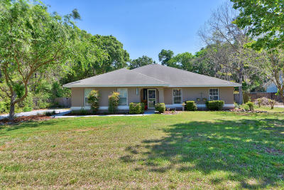Marion County Single Family Home For Sale: 4977 SE 36 Avenue